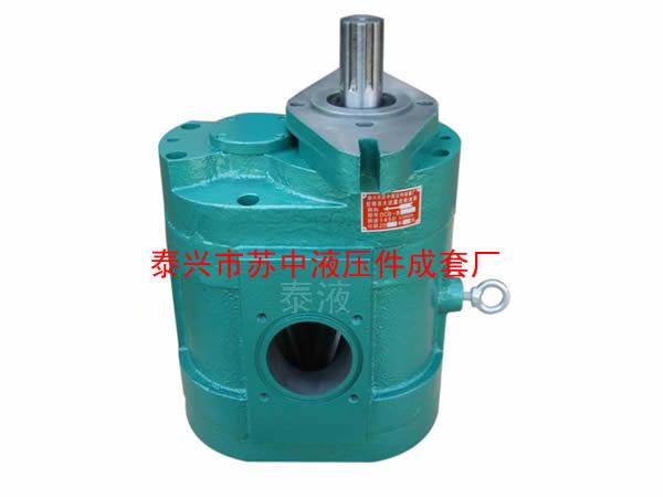 DCB-B600~1000低噪音大流量泵(圆形)